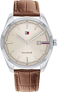 Tommy Hilfiger Mens Analogue Quartz Watch Theo