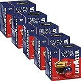 Lavazza A Modo Mio Espresso Crema E Gusto 16 Kapseln, 5er Pack (5 x 120 g)