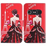 TienJueShi Dream Girl Fashion Stand TPU Silicone Book Stand