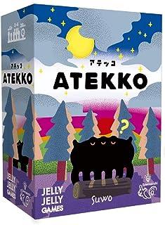 ATEKKO アテッコ ヒントをもとに自分のカードに書かれているお題を当てよう!