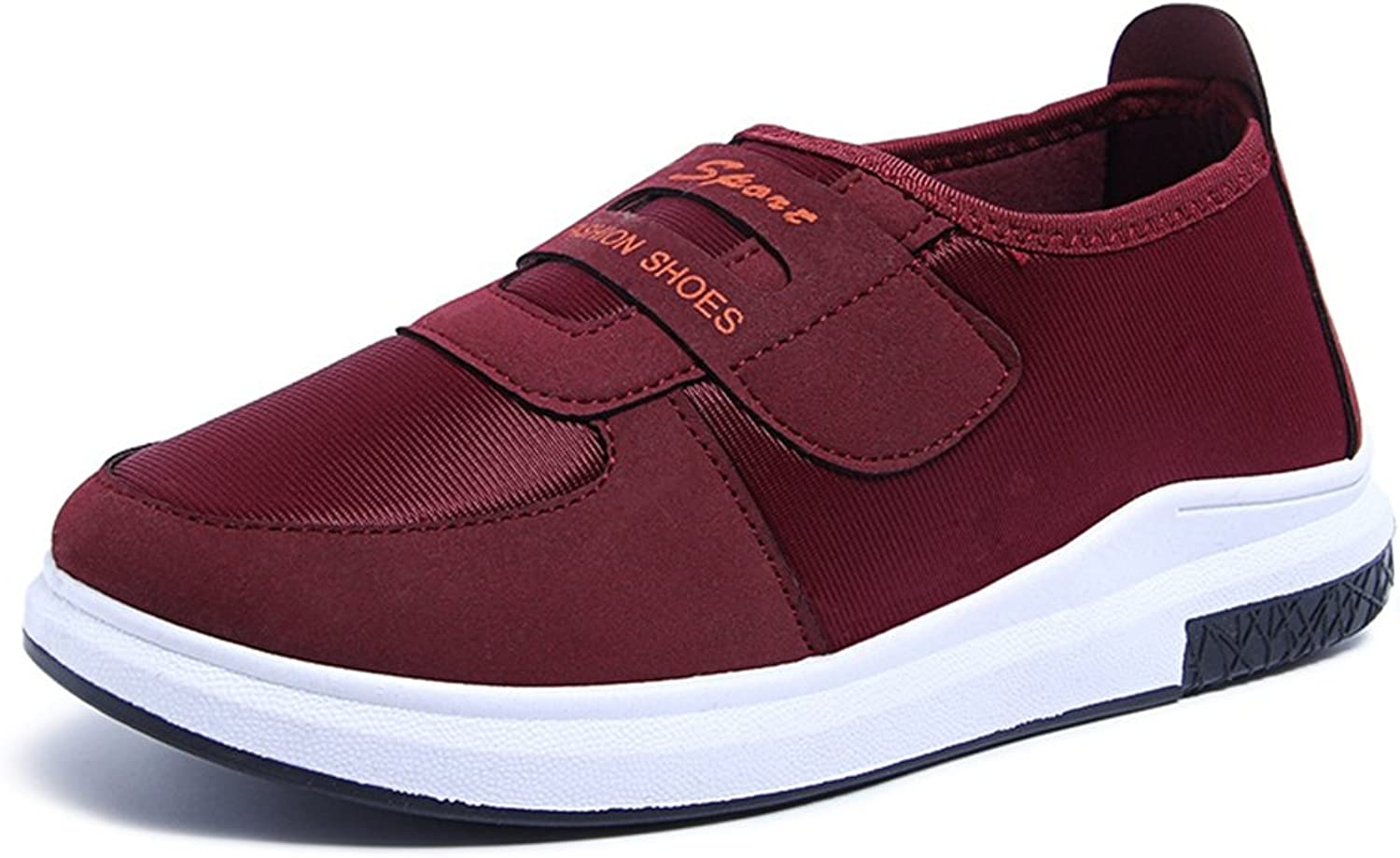 CYBLING Flat Walking shoes for Women Non Slip Casual Breathable Comfortable Sneakers Soft Sole