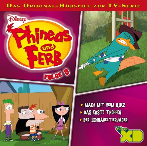 Phineas und Ferb TV Serie Folge 9