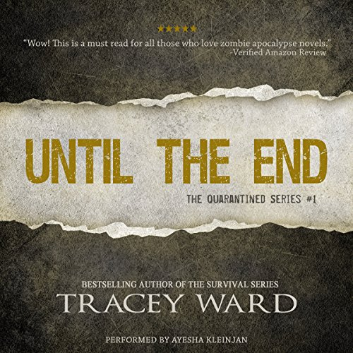 Until the End  audiobook cover art