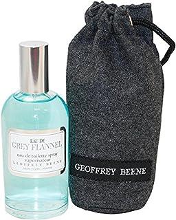 Eau de Grey Flannel for Men by Geoffrey Beene Eau de Toilette Spray 4-Ounce