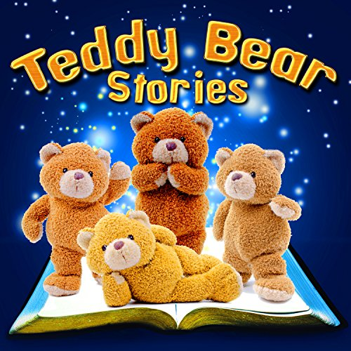 Teddy Bear Stories cover art