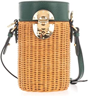 Luxury Fashion | Miu Miu Womens 5BH1702D6FF0ZMO Green Shoulder Bag |