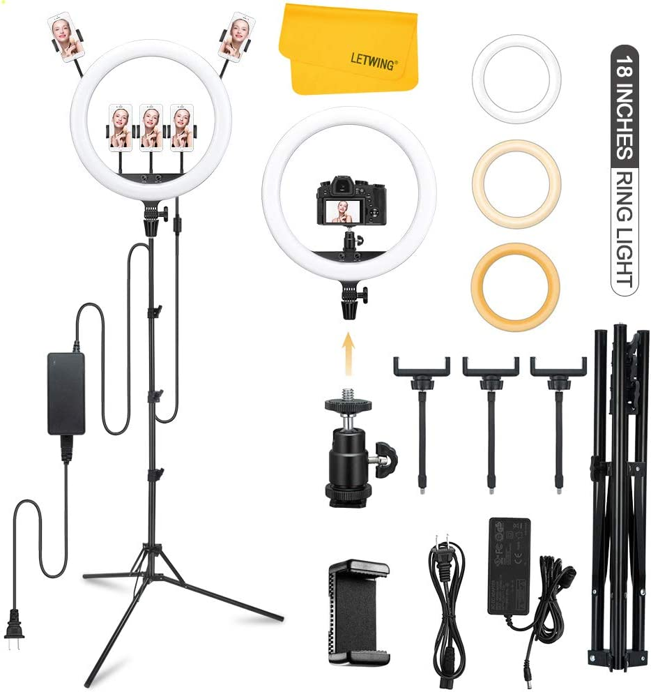Godox LR150 18 Inch LED Ring and Stand Ho Popular products Light Brand Cheap Sale Venue with Phone