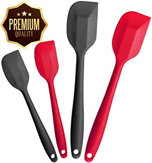 Best rubber spoon spatula Reviews