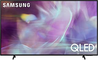 Samsung 65 Inches Q60A QLED 4K Smart TV (2021), Silver, QA65Q60AAUXZN