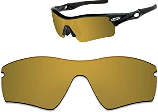 Kygear Anti-fading Polarized Replacement Lenses for Oakley Radar Path Sunglasses