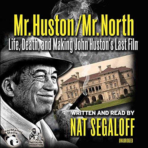 Mr. Huston/Mr. North audiobook cover art