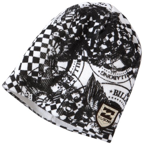 Billabong Beanie OVERCROOKED P08, weiss (White)