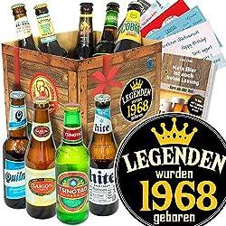 Legenden 1968 / Legenden 1968 / Bierset - Biere der Welt