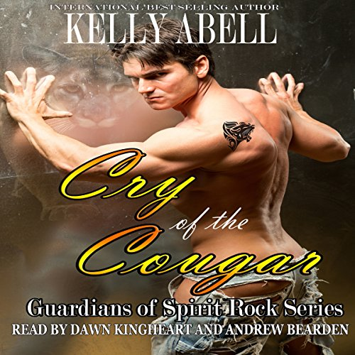 Cry of the Cougar audiobook cover art