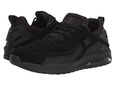 DC Vandium (Black/Black) Men