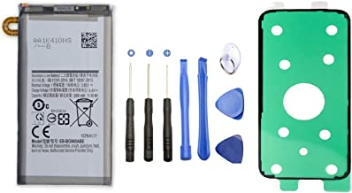 Asesino Battery Compatible with Samsung Galaxy S9 (3000mAh) with Adhesive + Replacement Toolkit for EB-BG960ABE G960W [12 Month Warranty]