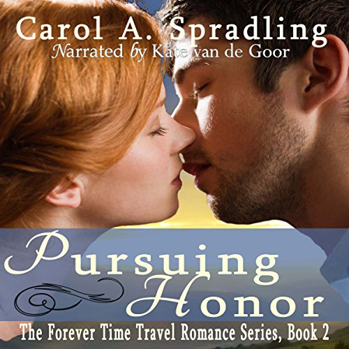 Pursuing Honor audiobook cover art