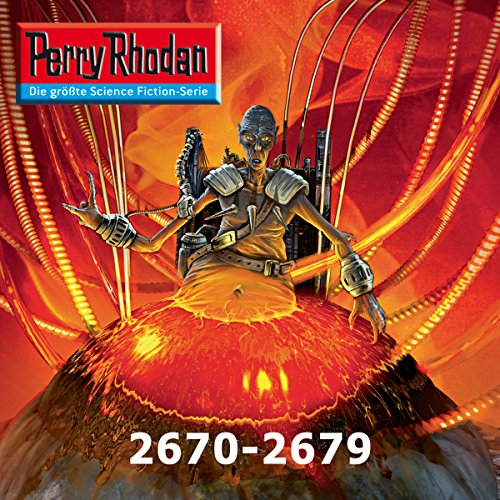 Perry Rhodan, Sammelband 28 audiobook cover art