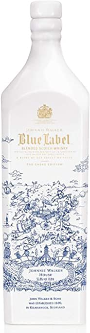 Johnnie Walker House Willow Blue Label 1L 1000mL