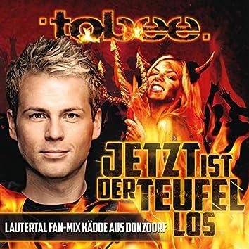 Jetzt ist der Teufel los (Lautertal Fan-Mix Kädde aus Donzdorf)