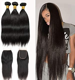 Best 22 inch weave straight Reviews