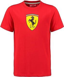 9f4e953d39 Ferrari Scuderia Kids Classic t-Shirt – Rosso – 2018