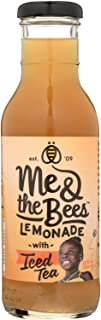ME AND THE BEES LEMONADE, Lemonade, Iced Tea, Pack of 12, Size 12 FZ, (Gluten Free)