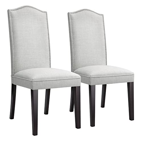 High Back Dining Chairs Amazon Com