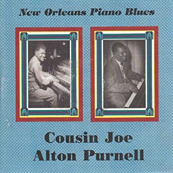 New Orleans Piano Blues
