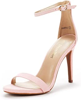 6bfb0b97821 DREAM PAIRS Women s Karrie High Stiletto Pump Heel Sandals