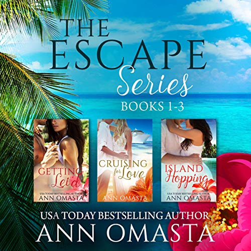 The Escape Series (Books 1 - 3) audiobook cover art