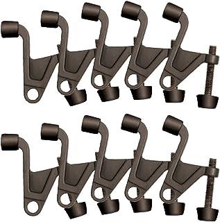 Design House Accessories 181867 Jumbo Hinge Pin Door Stop, 10-Pack, Oil Rubbed Bronze