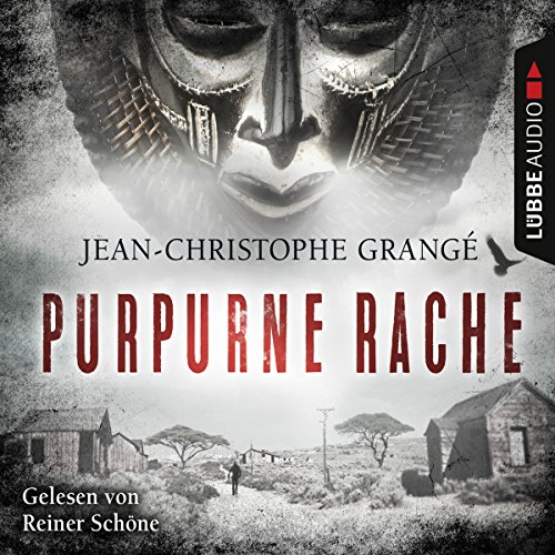 Purpurne Rache cover art