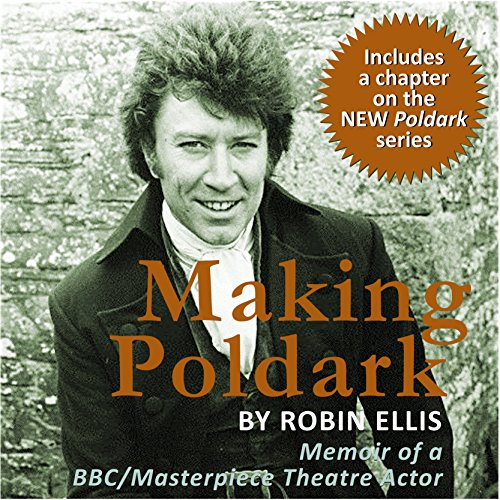 Making Poldark audiobook cover art