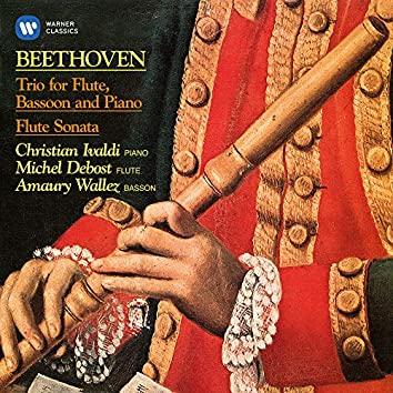 Beethoven: Trio for Flute, Bassoon and Piano, WoO 37 & Flute Sonata, Anh. 4