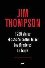 1.280 almas. El asesino dentro de mí. Los timadores. La huida. (OMNIBUS) (Spanish Edition)