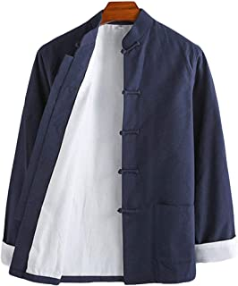 Best Mens Martial Arts Kung Fu Jacket Tang Suit Review
