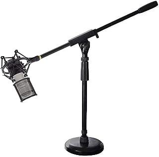 Samson C01U Pro USB Recording Podcast Podcasting Microphone+Mount+Filter+Stand