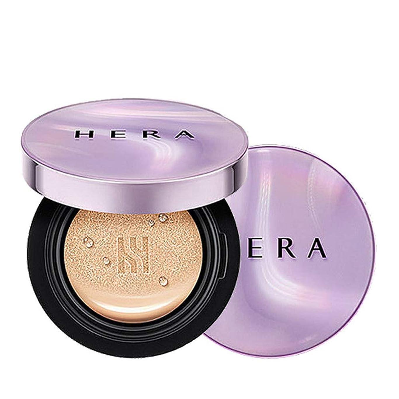 レジデンス垂直言及するHERA(ヘラ) UVミストクッション(カバー)SPF50+/PA+++ [本体のみ] C21号/バニラ