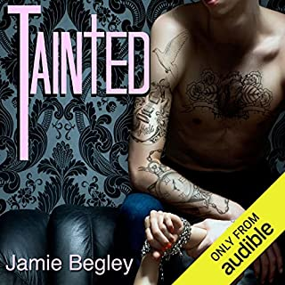 Tainted cover art