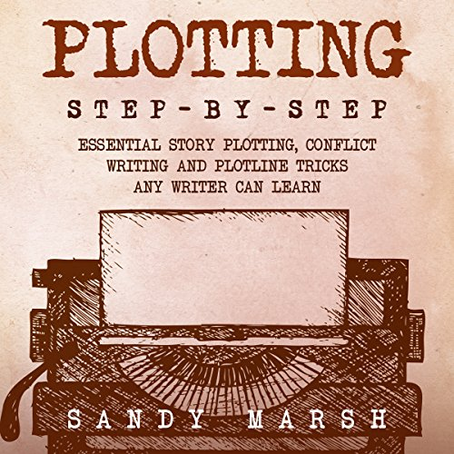 Plotting: Step-by-Step audiobook cover art