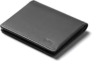 Bellroy Slim Sleeve Wallet (Premium Leather, Front Pocket Men's Wallet, Thin Bifold Design, Holds 4-12 Cards)