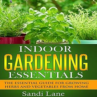 Indoor Gardening Essentials cover art