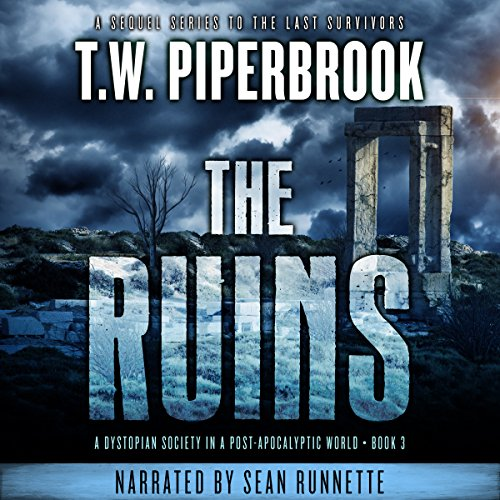 The Ruins, Book 3 cover art