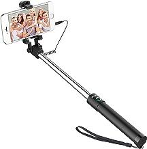 JETech Bastone Selfie, Selfie Stick Allungabile Controllo (Nessuna Batteria Nessuna Bluetooth)