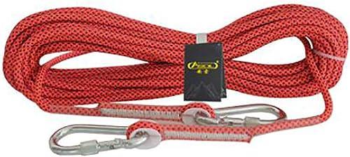LXYFMS Corde d 'Escalade Corde de Rappel pour Corde d ' Escalade équipement d 'Escalade diamètre 8 10.5 mm Corde d'alpinisme (Taille   10.5MM 10M)