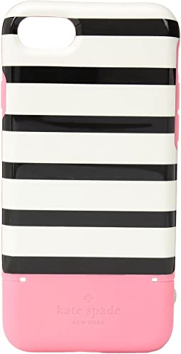 Kate Spade New York - Stripe Credit Card Phone Case for iPhone® 7/iPhone® 8
