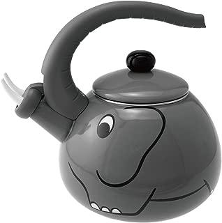 Supreme Housewares Whistling Tea Kettle, Elephant