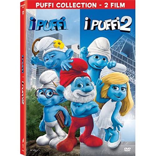 I Puffi Collection (Box 2 Dvd)