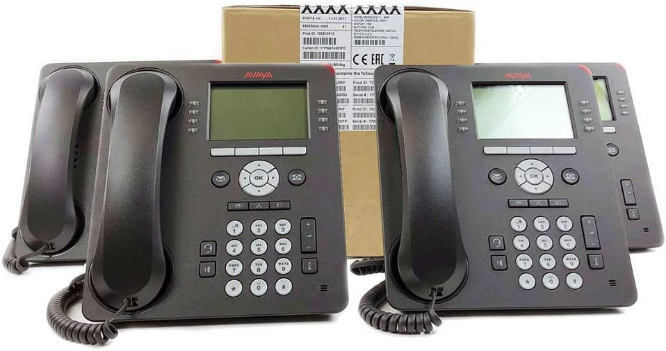 Avaya 9508 Digital Phone Global San Antonio Mall 4 Renewed Super popular specialty store Pack 700510913